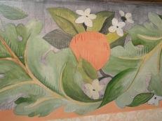 """Détail """"fleurs d'oranger"""""""