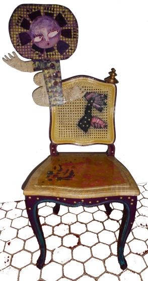 Chaise au Petit Poid.